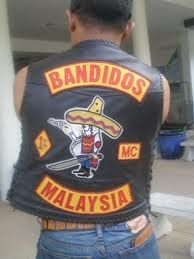 """The Bandidos Motorcycle Club, also known as the Bandido Nation, is a """"one-percenter"""" motorcycle gang and organized crime syndicate with a worldwide membership. The club was formed in 1966 by Don Chambers in Texas. Its motto is We are the people our parents warned us about. It is estimated to have 2,400 members in 210 chapters, located in 16 countries."""