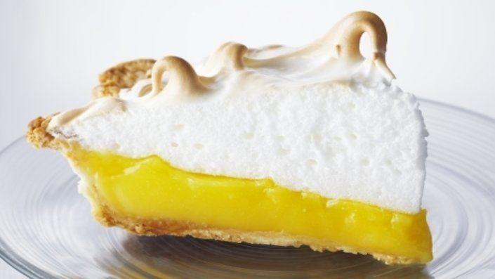 Photo of Anna Olson's Lemon Meringue Pie