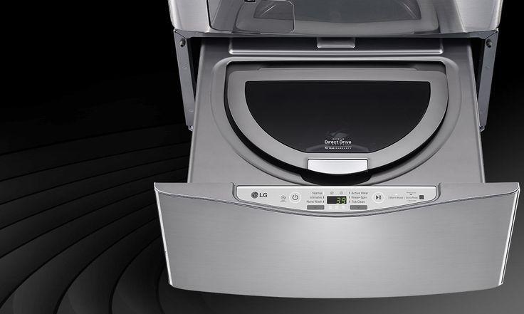 What is the LG SideKick™? Compact Mini Washer | LG USA