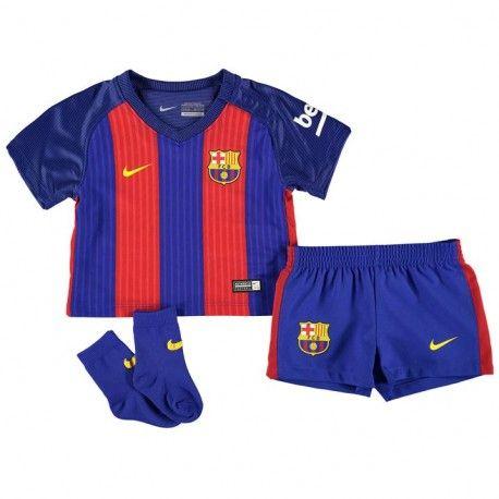 Camisetas del Barcelona para Niños Home 2016 2017