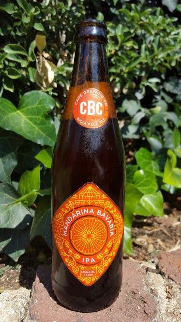 #IPA #Mandarina #bavaria #cbc #capebrewing #craftbeer