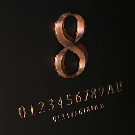 "9"" ABS Floor Number Plates, Sign Plates, Room Number Plate, View Floor number plates, Weiri Product Details from Ningbo Weibang Display Props Co., Ltd. on Alibaba.com"