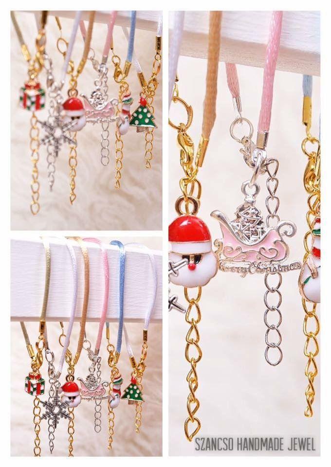 christmas love 🎄 Handmade bracelets