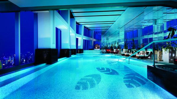 24 best swimming pool ladders swimming pool hand rails - Shanghai infinity pool ...