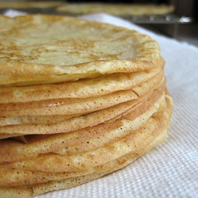 ::: Constables Larder has moved to http://constableslarder.com  :::   I used to make savory crepes all the time, and do not know why I eve...