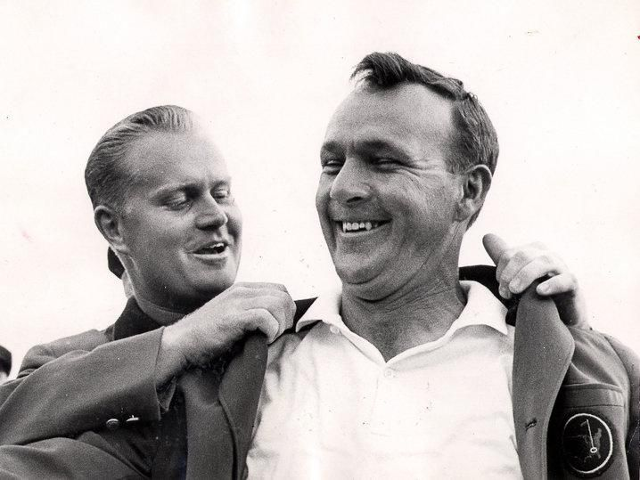 1964: Arnold Palmer cruises to Masters win | Masters