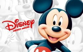 WALLPAPERS HD: Disney Mickey Mouse