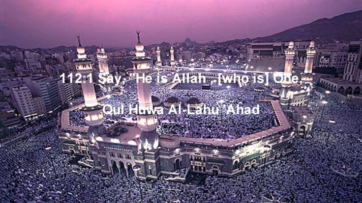 "Anas (May Allah be pleased with him) reported: A man said: ""O Messenger of Allah (saw)! I love Surat-Al-Ikhlas [Say: He is Allah, (the) One]."" He (ﷺ) said, ""Your love for it will admit you to Jannah.""  [At-Tirmidhi]. reference	 : Book 9, Hadith 23 Arabic/English book reference	 : Book 9, Hadith 1013"