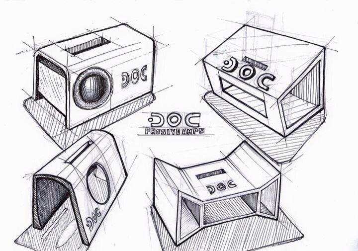 Passive Amp Speakerstands Passive Speaker Speaker Design Speaker Stands