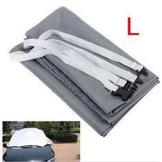 #Banggood Лобовое стекло автомобиля лед снег Мороз солнце щит пыли защитная крышка L (62790) #SuperDeals