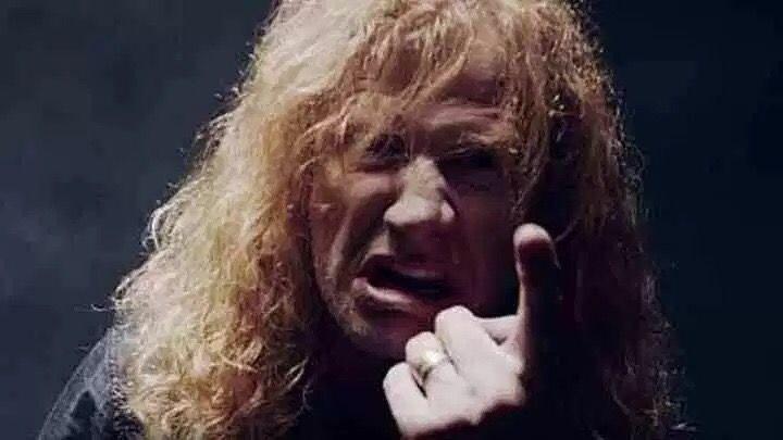 """Nuevo videclip de Megadeth de """"Conquer Or Die""""    A LAS COSAS POR SU NOMBRE"""