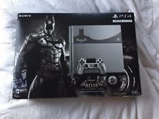 Sony PlayStation 4  13 Games. Limited edition Batman PS4 Console