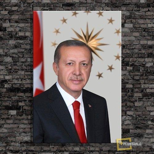 Cumhurbaşkanı Recep Tayyip Erdoğan Kanvas Tablo 29,00 TL ve ücretsiz kargo ile n11.com'da! Plustablo Kanvas Tablo fiyatı Dekorasyon