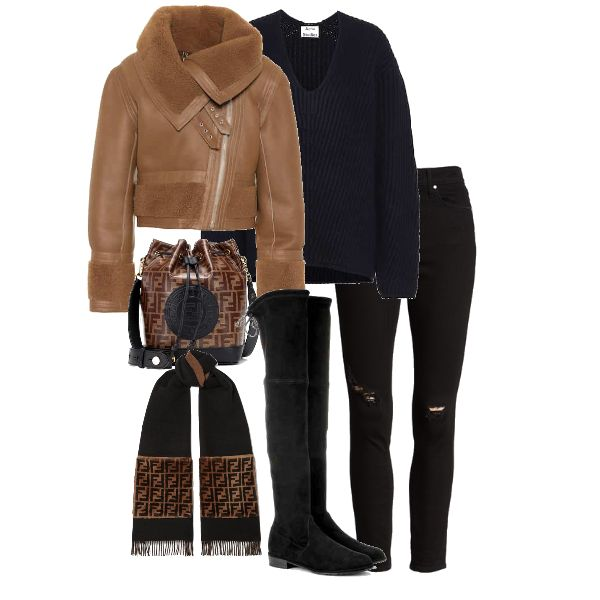 Fashion set 4 created via   URSTYLE & POLYVORE in 2019 ...