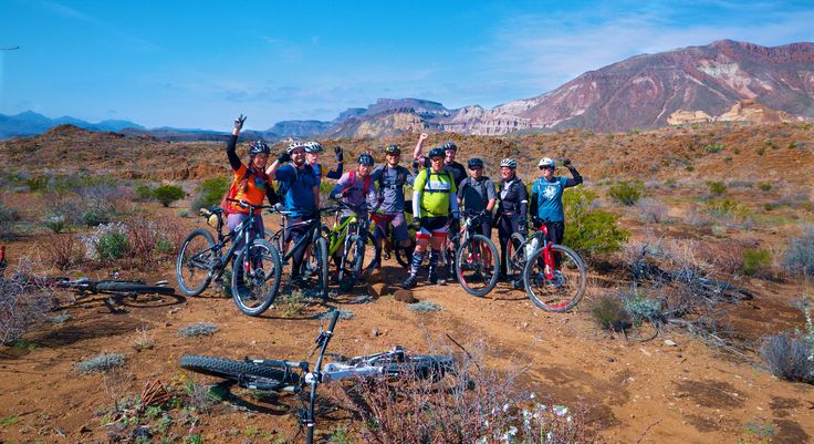 Mountain biking Big Bend 2015 Spring | Flickr - Photo Sharing!