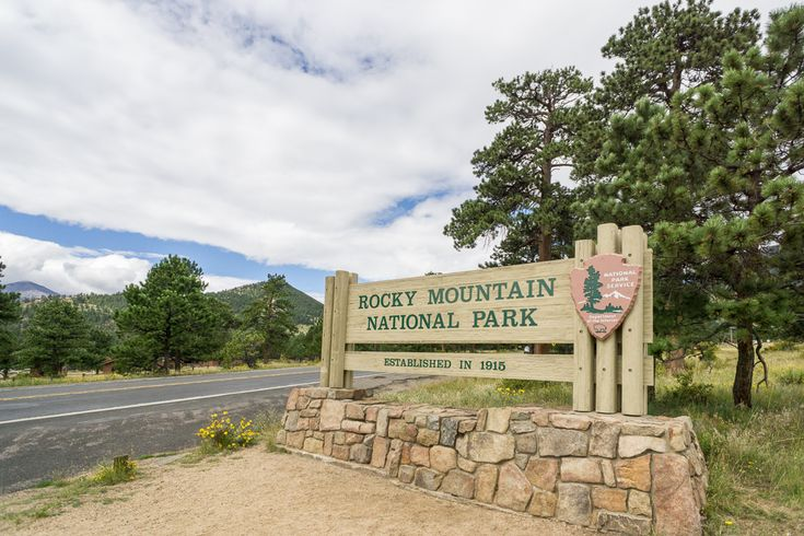 Pour les amateurs de montagne, un magnifique parc national à voir dans le Colorado : le Rocky Mountain National Park, dans les Montagnes Rocheuses.