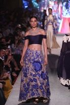 "Check out Manish Malhotra's ""Blue Runway"" Collection for Summer/Resort 2015 on the following website: http://www.vogue.in/content/manish-malhotra-0"