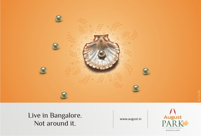 One of my creative ads.