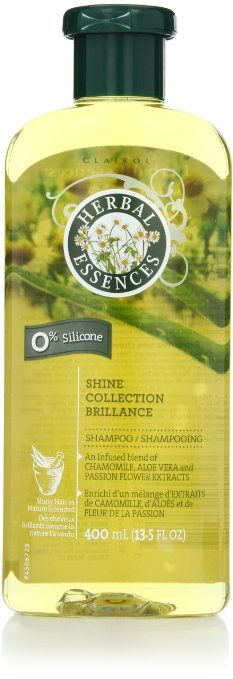 Herbal Essences Shine Collection Shampoo 13.5 Fl Oz