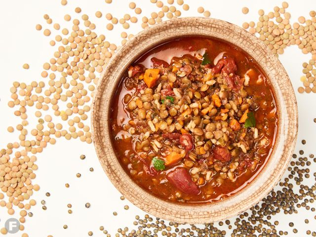 Lentil Soup Recipe by Lidia Bastianich