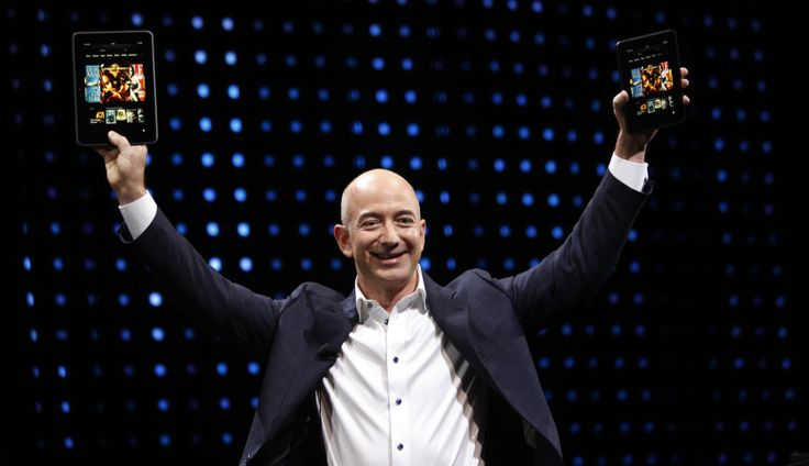 Jeff Bezos Sells $757 Million of Amazon Shares in Biggest Sale Ever - Fortune
