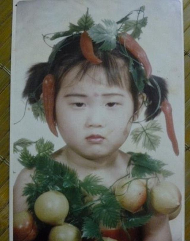 Embarrassing Childhood Photos - some of these are really good.