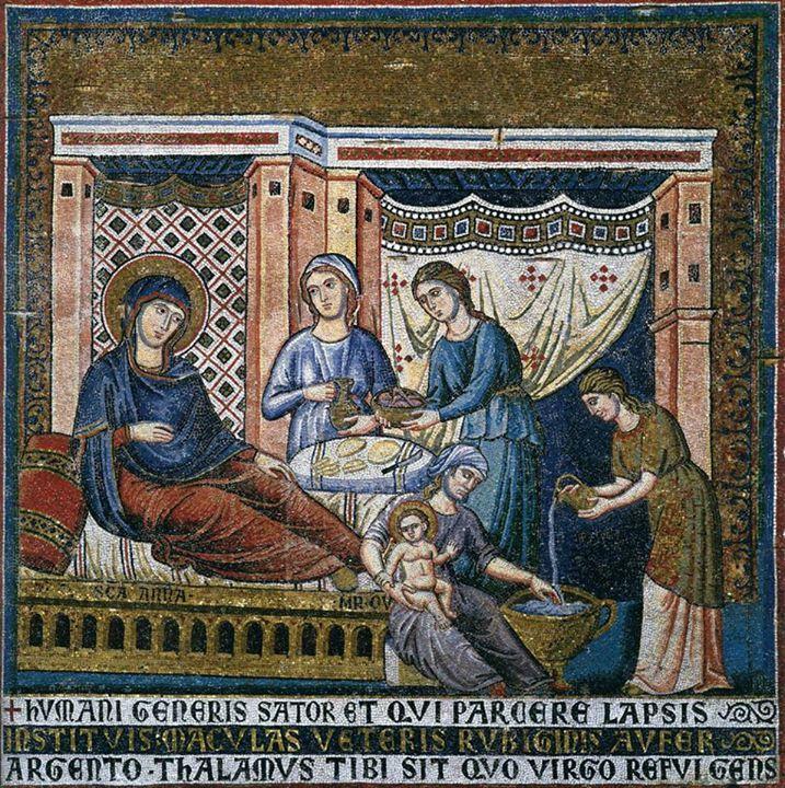 Nacimiento de la Virgen