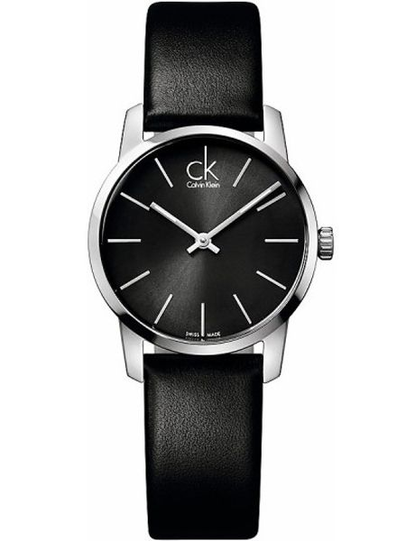 Calvin Klein horloge City lady K2G23107