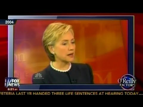 Flopping Like a Fish: Look What Hillary Clinton Said About Gay Marriage in 2014