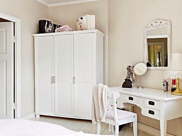 Romantic Small Apartment Style