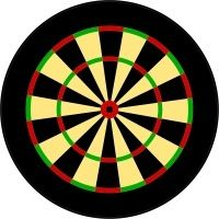 Darts and Dartboard Cabinets - The game of darts does not have to be relegated to your local sports bar or corner tap house. Also, having a dart set at home will help you to...