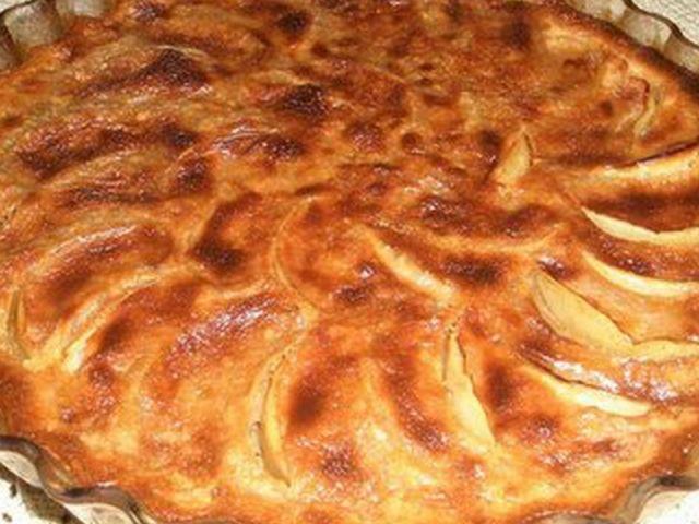 Яблочный пирог - Рецепты от Daily-menu.ru - Daily-menu.ru
