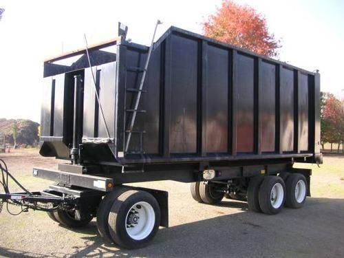 Great Lakes Grapple Truck Trailer for sale by owner on Heavy Equipment Registry. http://www.heavyequipmentregistry.com/heavy-equipment/14692.htm