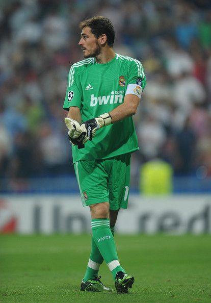 Iker Casillas - Real Madrid v AFC Ajax - UEFA Champions League