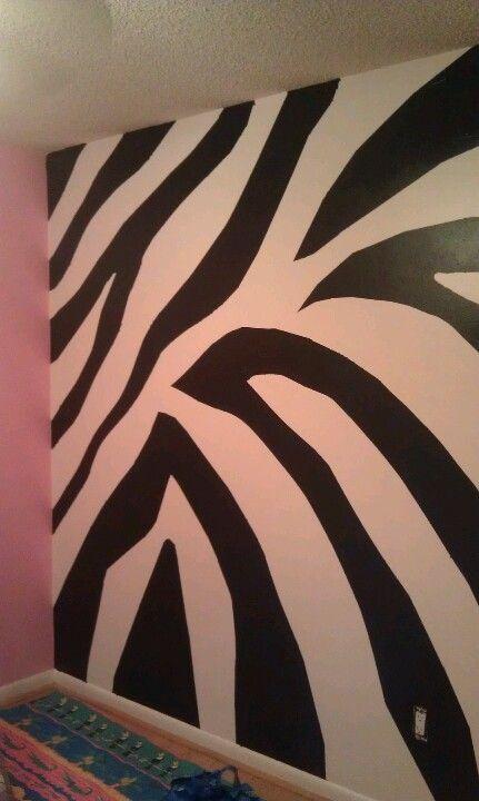 Zebra wall                                                                                                                                                     More