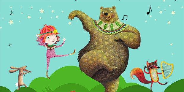 'Deer Little Forest' and 'Flora of the Forest' debuts at Hong Kong Licensing Fair