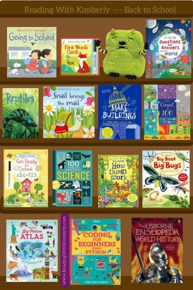 Top 10 Back to School Books
