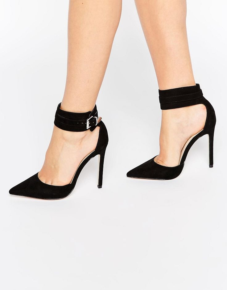 Image 1 of ASOS PLUTO Pointed Heels
