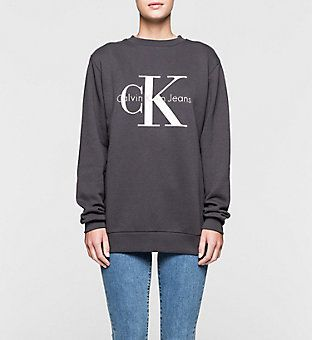 SWEATSHIRTS Calvin Klein | Official Site and Online Store