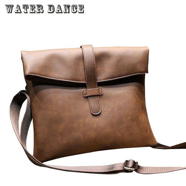 Hot Genuine Leather Men Bags  Sale Male Small Messenger Bag Man Fashion Crossbody Shoulder Bag Men's Travel New BagsFolding clut