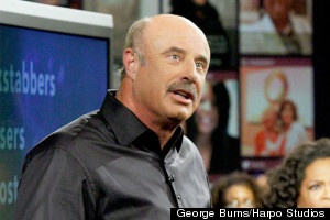 Dr. Phil, Life Code Author, On How To Cut Toxic People -- Called BAITERs -- From Your Life (VIDEO)