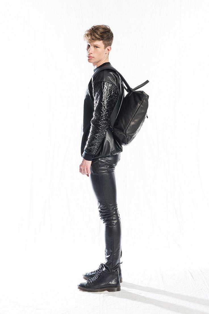 cuir et bottes : Photo