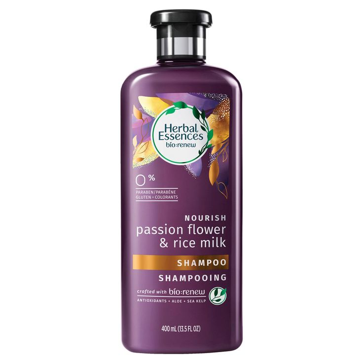 The Best Drugstore Shampoos Health's Editors Have Ever Tried - Herbal Essences Bio:Renew Nourish from InStyle.com