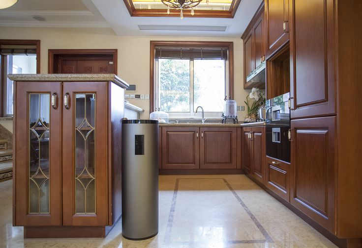 iCAN in the Kitchen I: iCAN is a fully integrated smart residential energy storage system (rESS) that time-shifts energy use and enables you a better use of renewable energy.
