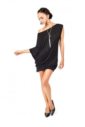 eleven44 - off the shoulder mini dress