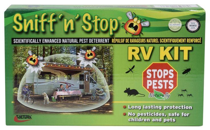 Sniff 'n' Stop® RV Kit