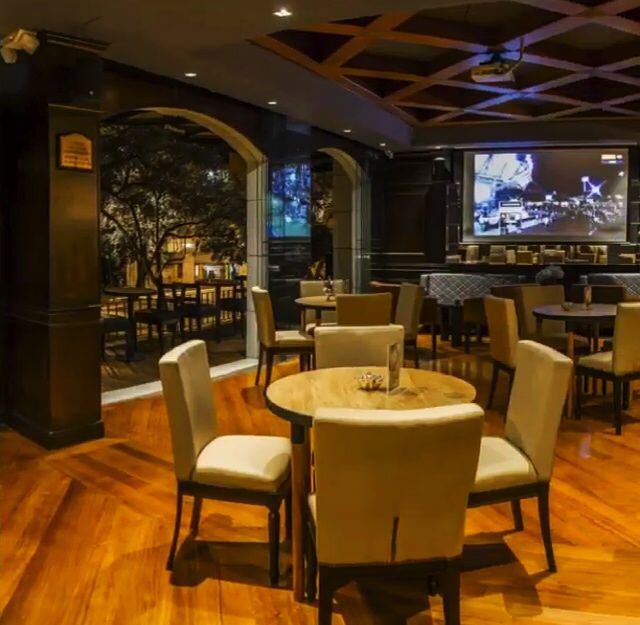 Restaurante Bar Lussac Medellín.