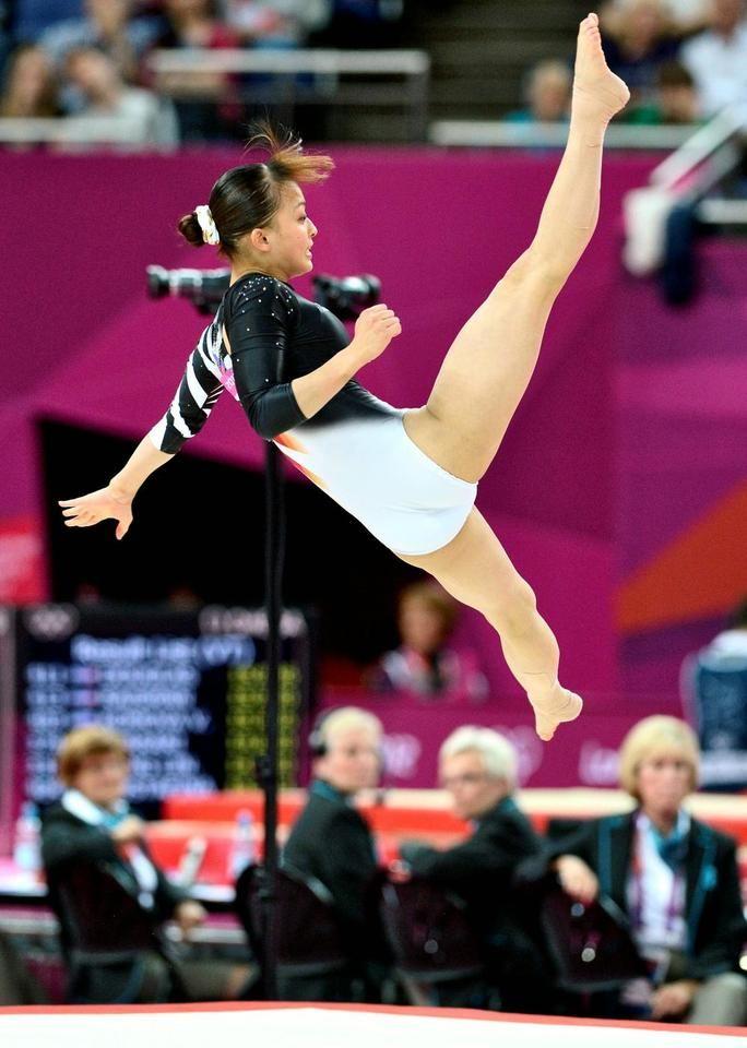 ボード「Gymnastics」のピン