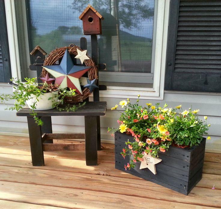 Spring Porch Decorating Ideas - WOW.com - Image Results