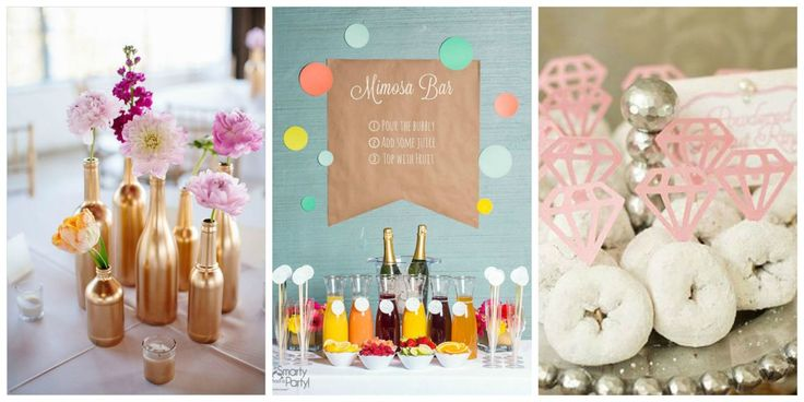 Make the bride-to-be feel special with our tips for themes, table settings, favors, and recipes.